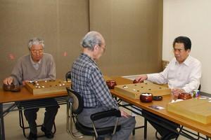 囲碁愛好会