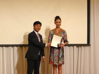 静岡市観光親善大使委嘱式