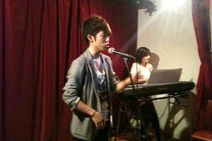 今村一貴さんによる声楽ライブとプロモーションビデオ