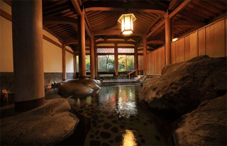 天平大浴堂