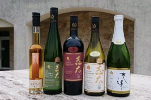 おすすめワインセレクト 中伊豆を代表する志太ワイン