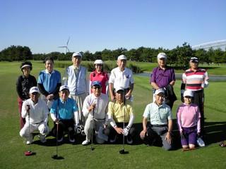 第12回静岡県人会ゴルフ愛好会コンペ