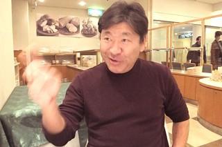 鈴木光司さんインタビュー