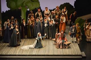 藤原歌劇団創立80周年記念公演オペラ「オリィ伯爵」
