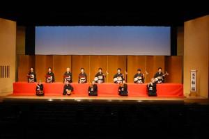 第16回・長唄「堀留会」公演