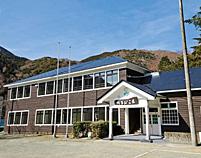 西伊豆町営「やまびこ荘」