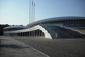 浜松市浜北総合体育館