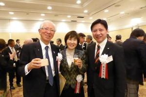 静岡県人会 創立120周年記念講演会・祝賀会