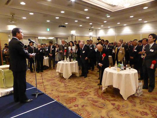 平成27年創立120周年記念講演会・祝賀会模様