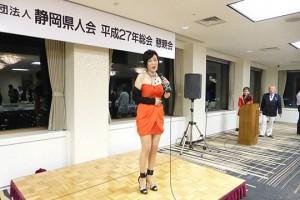 歌手 加納歌佳さん