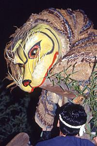 小稲の虎舞