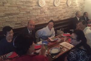 第1回 静岡県人会会員・「ふじのくに静岡大使」の会
