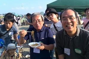 静岡県人会第5回バーベキュー開催報告
