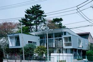 桜丘の家・外観