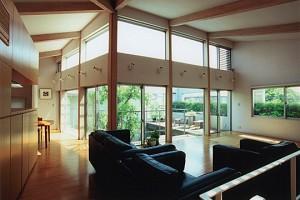 善福寺の家・内部
