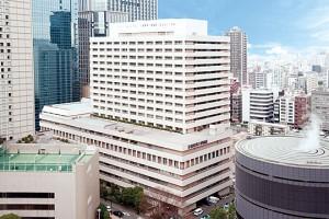 現在の大学病院(西新宿キャンパス)