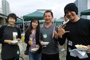 静岡県人会第7回バーベキュー開催報告