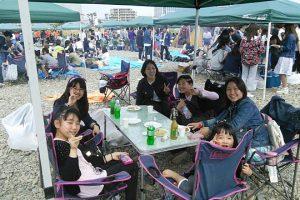 静岡県人会 第8回バーベキュー 開催報告