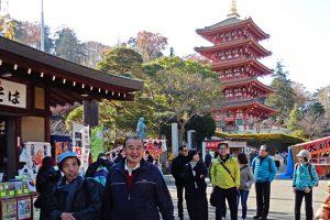 平成29年12月3日 歩こう会開催報告