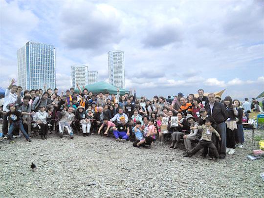 静岡県人会 第10回バーベキュー 4月21日(土)開催!