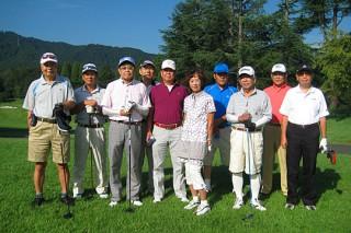 ゴルフ愛好会