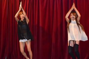 ダンスユニット150KAMOによるダンス