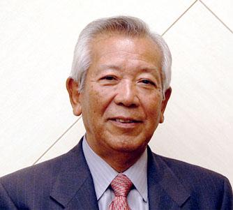 静岡県人会 理事長 佐野義矩