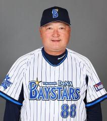 横浜DeNAベイスターズファ―ムチーム監督 山下大輔