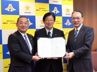 川勝知事には研究所・静岡工場をご視察いただきました