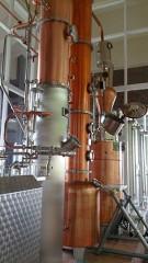 グラッパ蒸留器