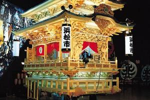 浜松まつり会館・御殿屋台展示