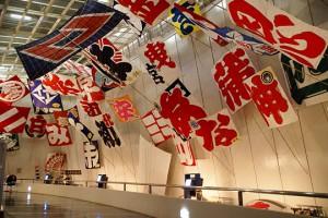 浜松まつり会館・凧展示
