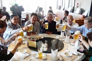 歩こう会_目黒史蹟巡り