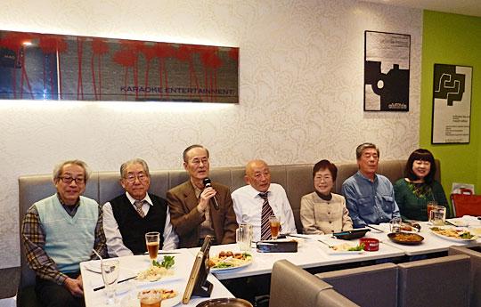 「カラオケ愛好会」 平成27年第2回(秋)カラオケ会 模様