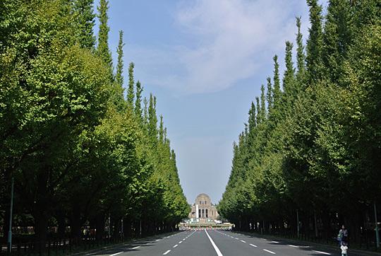 第6回「歩こう会」外苑、銀杏並木、青山を歩こう会 開催のご案内