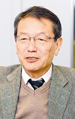地圏環境テクノロジー社長 西岡哲氏