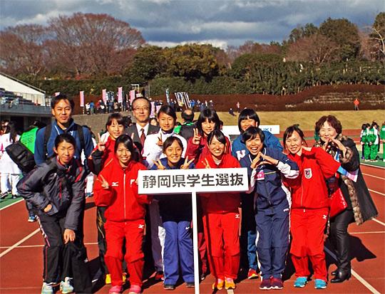 2016富士山女子駅伝「戦いすんで・・」