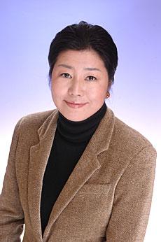 経済エッセイスト・経済キャスター「秋岡栄子」