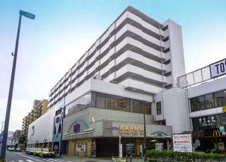東武伊勢崎線西新井駅東口サンライトマンション