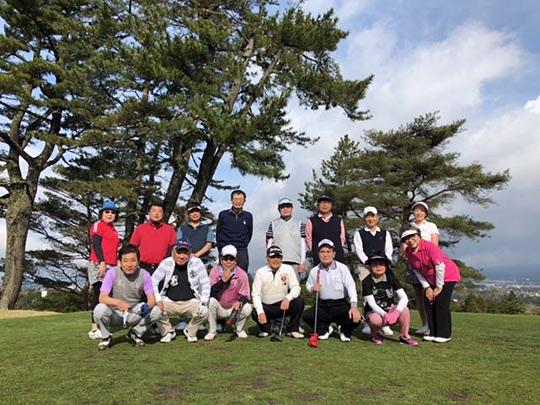 第20回ゴルフ愛好会コンペ