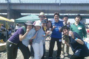 静岡県人会 第10回バーベキュー 開催報告