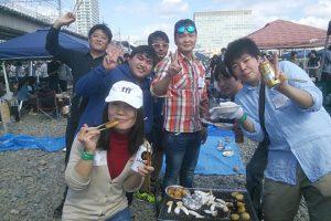 静岡県人会 第11回バーベキュー 開催報告